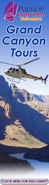 Experience the Grand Canyon like none other with Papillon